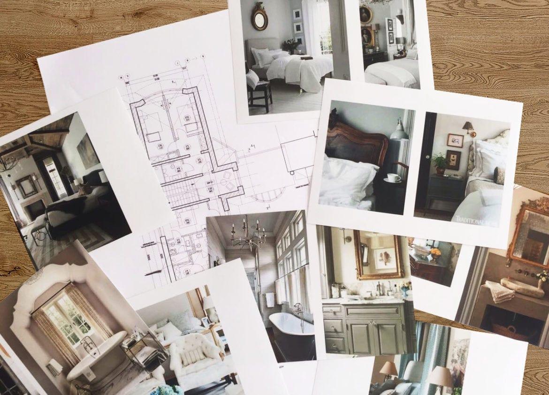 Работа над дизайн-проектом, чертежи и визуализация фото
