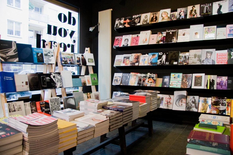 Магазин книг. Интересный интерьер фото