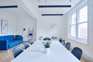 Офисное помещение, модерн фото
