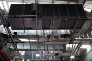 Здание промышленного цеха, фото