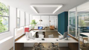 Онлайн-проект офиса, фото